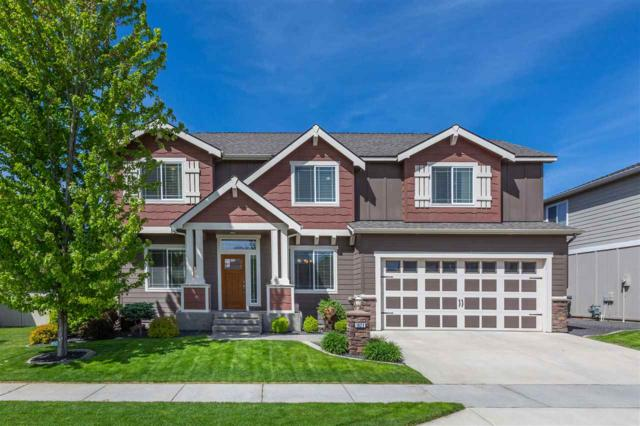 1822 S Shamrock Dr, Spokane Valley, WA 99016 (#201916888) :: The Synergy Group