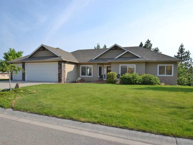 5905 N Vista Grande Dr, Otis Orchards, WA 99027 (#201917106) :: Chapman Real Estate