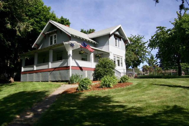 103 N 3rd St, Fairfield, WA 99012 (#201917471) :: The Spokane Home Guy Group