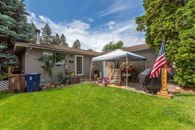 3818 E Hartson Ave, Spokane, WA 99202 (#201917864) :: Top Agent Team