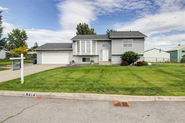 5414 N Haye St, Newman Lake, WA 99025 (#201917895) :: The Spokane Home Guy Group