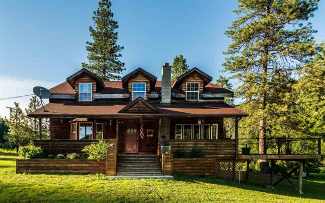 3120 Pierre Lake Rd, Kettle Falls, WA 99141 (#201917954) :: The Spokane Home Guy Group