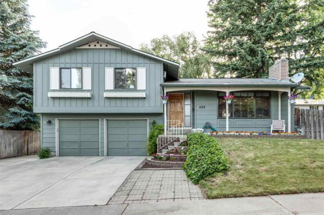 520 Patterson St, Cheney, WA 99004 (#201918106) :: Top Agent Team
