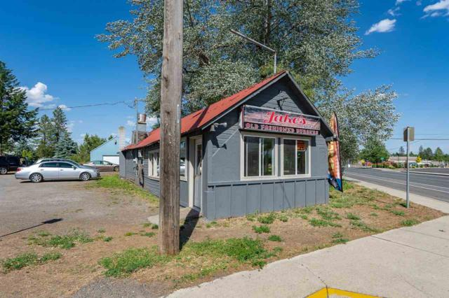 711 E Lake St, Medical Lake, WA 99022 (#201918218) :: The Hardie Group