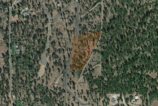 TBD Pine Ridge Way Lot #B, Nine Mile Falls, WA 99026 (#201918248) :: The Hardie Group