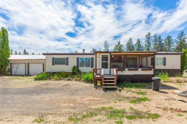 15102 S Salnave Rd, Cheney, WA 99004 (#201918327) :: Top Agent Team