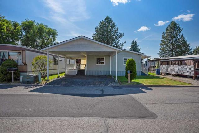 7303 N Crestline #42 St, Spokane, WA 99217 (#201918405) :: The Hardie Group