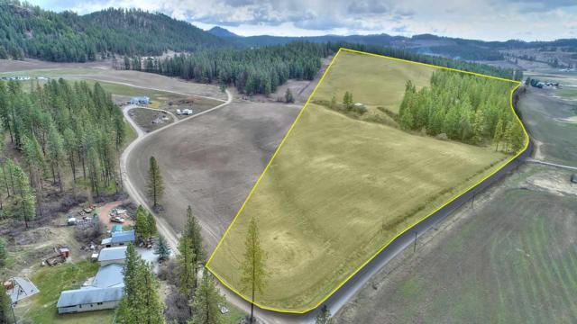 XXXX Cottonwood Creek Rd, Chewelah, WA 99109 (#201918494) :: The Spokane Home Guy Group