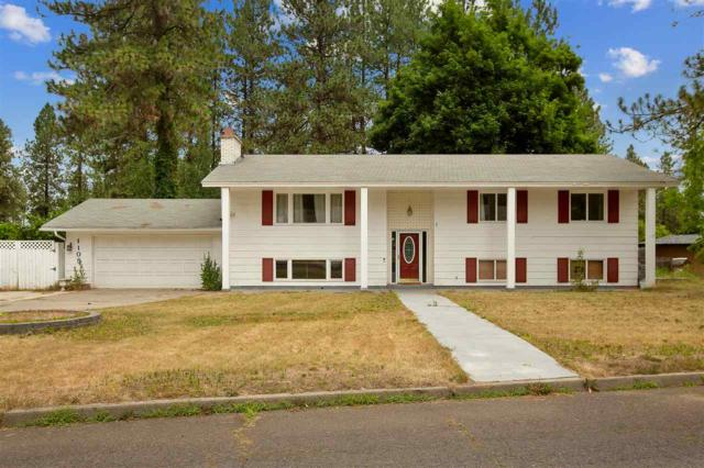 1105 E Bedivere Dr, Spokane, WA 99218 (#201918713) :: Top Spokane Real Estate