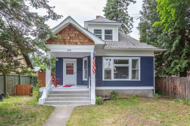 3105 N Lincoln St, Spokane, WA 99205 (#201918773) :: Top Agent Team