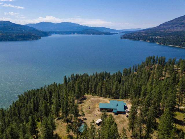 1712 Northport Flat Creek Rd, Kettle Falls, WA 99114 (#201918785) :: 4 Degrees - Masters