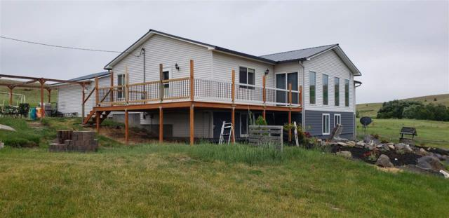 31400 Tramm Rd North, Reardan, WA 99029 (#201918827) :: 4 Degrees - Masters