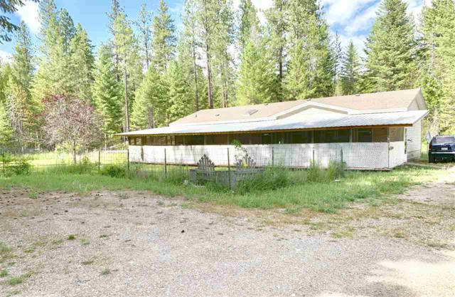 3627 Solokar Rd, Loon Lake, WA 99148 (#201918859) :: 4 Degrees - Masters