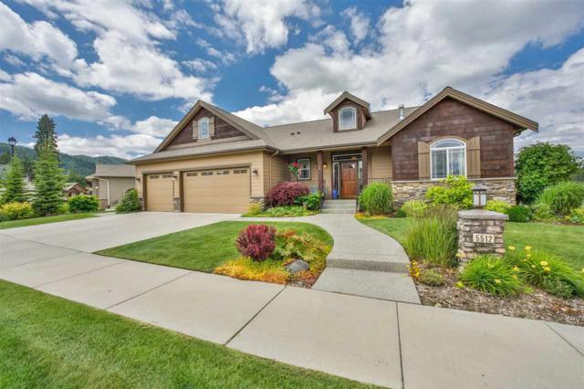 5512 S Bates Dr, Spokane Valley, WA 99206 (#201918867) :: The Synergy Group