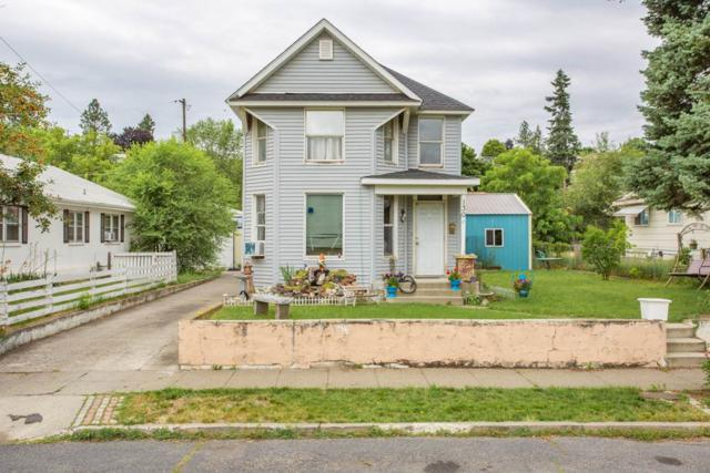 1302 W Dalton Ave, Spokane, WA 99205 (#201918884) :: Top Agent Team