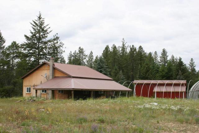 3287 Viewridge Ln, Valley, WA 99181 (#201918891) :: Five Star Real Estate Group