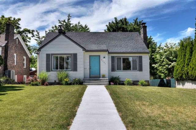 2627 N Calispel St, Spokane, WA 99205 (#201918942) :: Top Agent Team