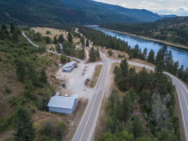 4155 Deep Lake Boundary Rd, Colville, WA 99114 (#201918997) :: The Synergy Group