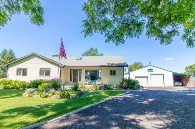 3403 N Corrigan Rd, Otis Orchards, WA 99027 (#201919242) :: The Synergy Group