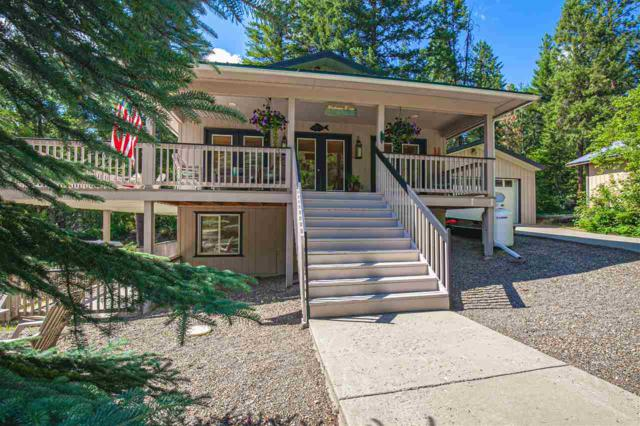 4590 Woodland Shores Dr, Loon Lake, WA 99148 (#201919281) :: The Synergy Group