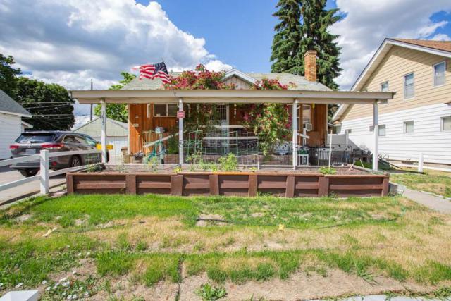 1639 E Wellesley Ave, Spokane, WA 99207 (#201919304) :: The Spokane Home Guy Group
