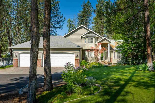 12719 W Greenfield Rd, Nine Mile Falls, WA 99026 (#201919355) :: The Hardie Group