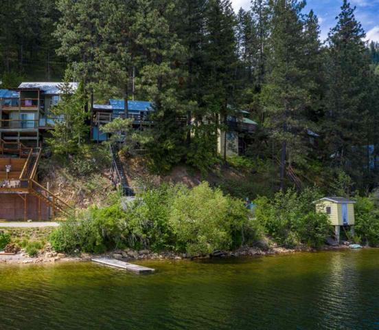 4007 N Deer Lake Rd, Loon Lake, WA 99148 (#201919535) :: The Spokane Home Guy Group