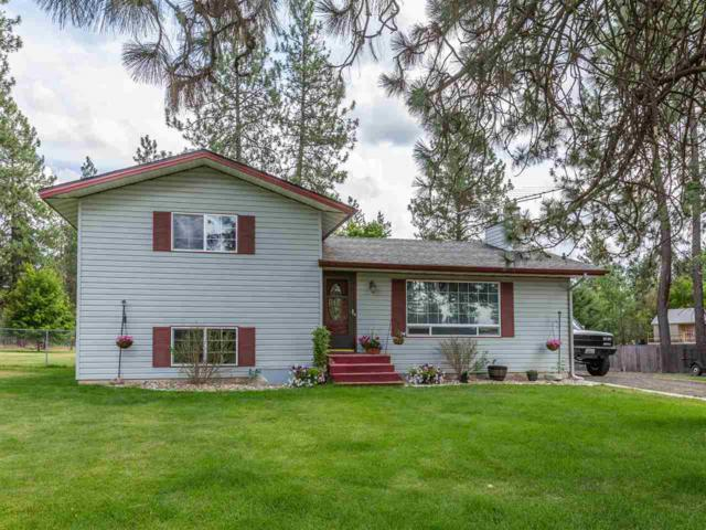 16712 N Sagewood Rd, Nine Mile Falls, WA 99026 (#201919603) :: The Hardie Group