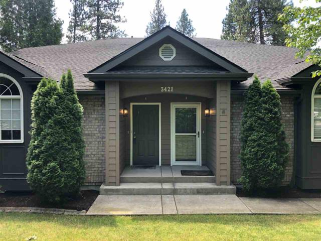 3421 W Northwest Blvd. Blvd Unit A, Spokane, WA 99205 (#201919635) :: The Synergy Group