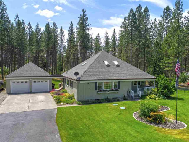 4518 E Silver Pine Rd, Colbert, WA 99005 (#201919731) :: The Synergy Group