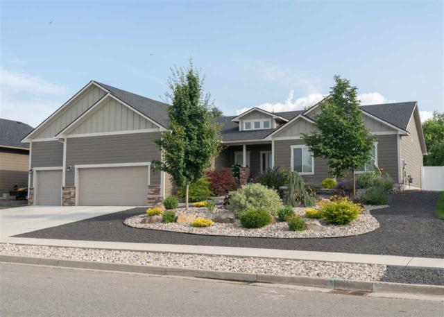 9817 W January Dr, Cheney, WA 99004 (#201919784) :: The Synergy Group