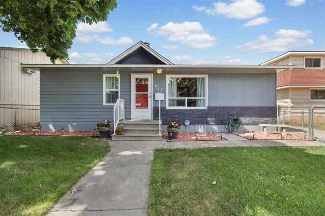 517 E Longfellow Ave, Spokane, WA 99207 (#201919786) :: Top Agent Team