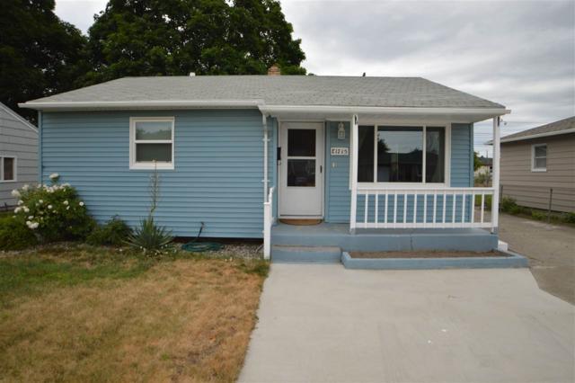 1715 E Columbia Ave, Spokane, WA 99208 (#201920002) :: Top Spokane Real Estate