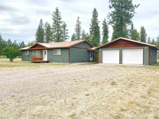 4031 Pine Meadows Dr, Loon Lake, WA 99148 (#201920042) :: The Synergy Group