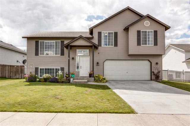 2814 S Bethany St, Cheney, WA 99004 (#201920222) :: THRIVE Properties