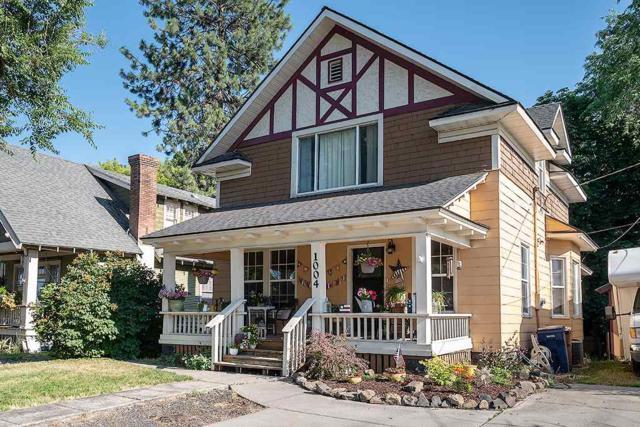 1004 E Newark Ave, Spokane, WA 99202 (#201920249) :: THRIVE Properties