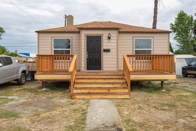 33 E Heroy Ave, Spokane, WA 99207 (#201920254) :: Top Agent Team