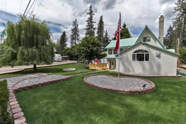 40540 Lakeside Rd, Loon Lake, WA 99148 (#201920379) :: The Synergy Group