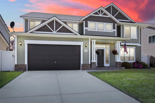 628 S Moen St, Spokane Valley, WA 99016 (#201920402) :: The Hardie Group