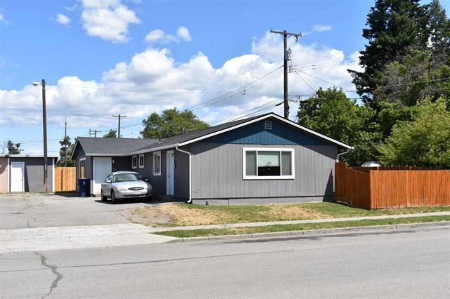 3007 & 3009 E 4th Ave, Spokane, WA 99202 (#201920405) :: The Synergy Group