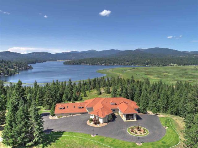 10607 N West Newman Lake Rd, Newman Lake, WA 99025 (#201920456) :: Top Spokane Real Estate