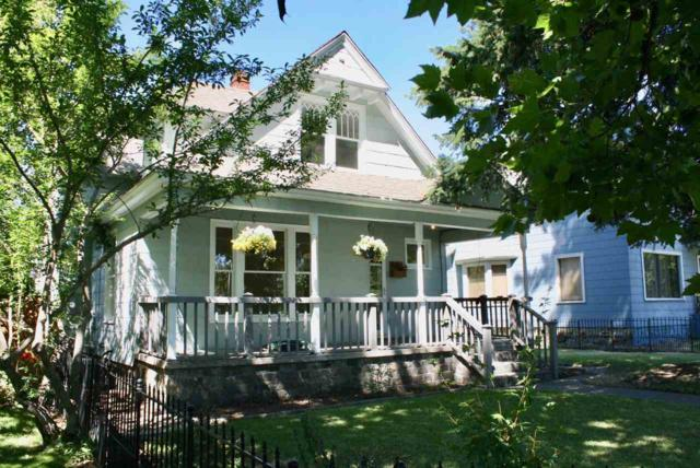 421 E Nora Ave, Spokane, WA 99207 (#201920489) :: Northwest Professional Real Estate