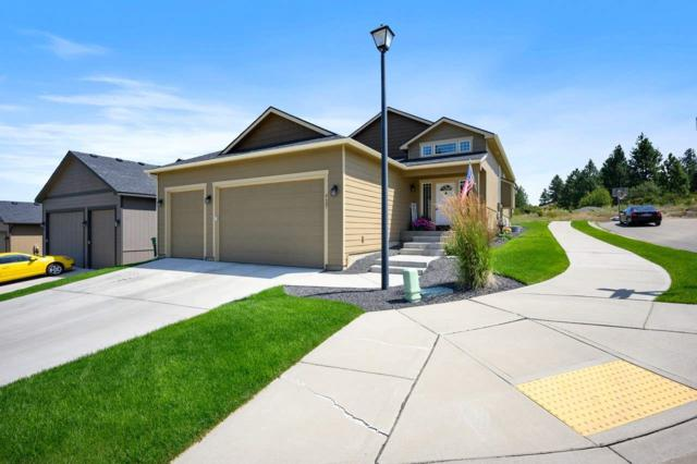 4607 S Ponderosa Ln, Spokane Valley, WA 99206 (#201920510) :: Top Agent Team