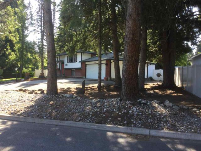 4014 S Forest Meadows Dr, Spokane Valley, WA 99206 (#201920547) :: The Synergy Group