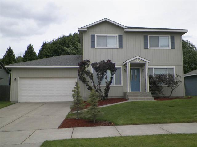 1128 N Homestead Dr, Liberty Lake, WA 99019 (#201920556) :: The Synergy Group