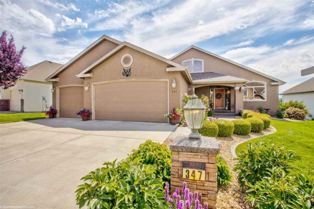 347 S Shelley Lake Ln, Veradale, WA 99037 (#201920577) :: Top Spokane Real Estate