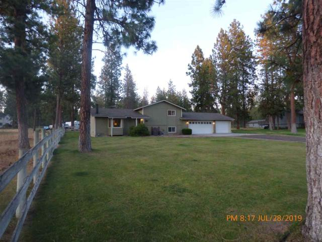13022 W Meadowview Ln, Nine Mile Falls, WA 99026 (#201920954) :: The Synergy Group