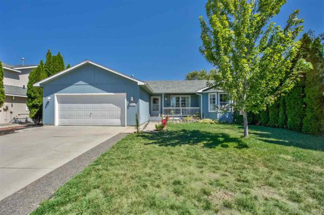 1022 N Christopher St, Medical Lake, WA 99022 (#201921100) :: The Synergy Group