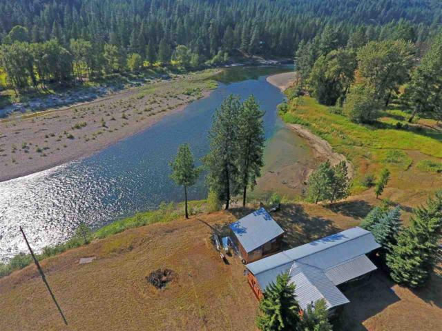 3349 N Rockcut Rd, Kettle Falls, WA 99141 (#201921204) :: The Synergy Group