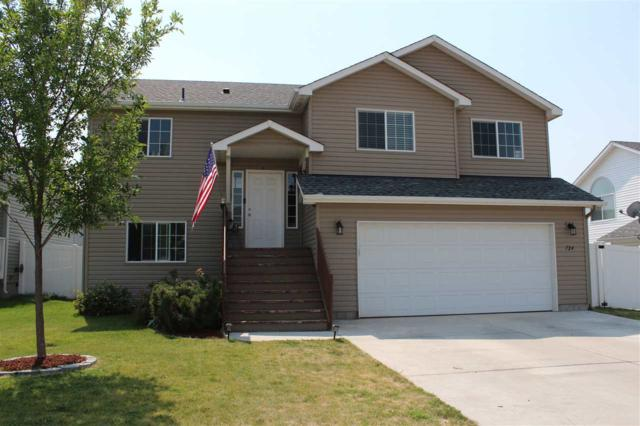 724 E Joshua Dr, Medical Lake, WA 99022 (#201921486) :: The Spokane Home Guy Group